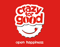 Coca Cola - Crazy For Good