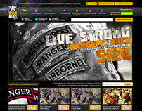 Warmag-Shop.com Magento Theme