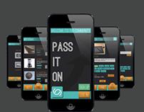 Give & Get App Design