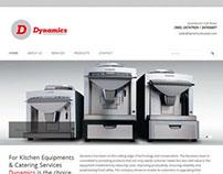 Dynamics Kuwait Website