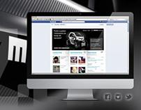 Twizy Momo Design - Tab facebook