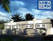 مشروع فلل ديار مكة 2 - حي النوارية
