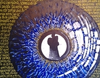 """Contemporary Art: """"The eye of love"""""""