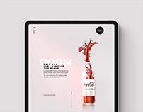 Propuesta . Coca Cola Signature Mixers