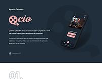 Ocio - UX/UI Design