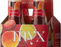 MYX Fusions Sangria Packaging