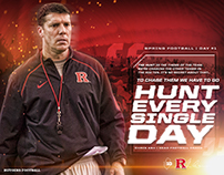 Rutgers Football Quoted Graphics
