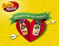 Ülker Bizim Mutfak Facebook App