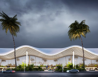 Ocean City Airport Terminal