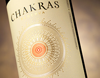 Chakras (Pacific Highway Wines & Spirits) Design
