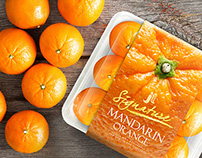 JL Fruit Signature Packaging Design