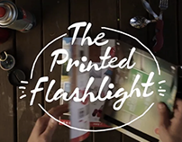 Easy: The Ad Print Flashlight