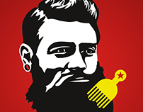 Self Initiated Project - Ned Kelly Original Hipster