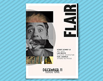 FLAIR Magazine - DTP & Layout Project