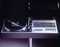 WEGA Compact Hifi System 3000