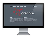 Orenore website