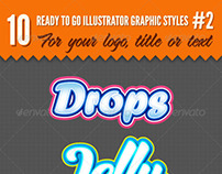 10 ready to go graphic styles perfect for your logo