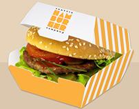 Seattle Hamburger Co. | Branding Design