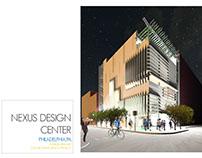 NEXUS DESIGN CENTER- Collaborative Design Project