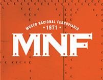Identidad Museo Nacional Ferroviario