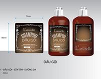 Shampoo for men design
