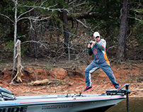 10 Shots From FLW On Lake Hartwell