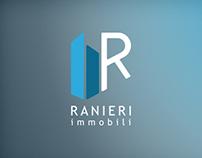 RANIERI IMMOBILI | Brand Identity