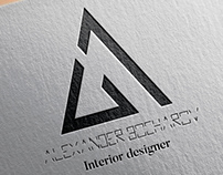 Personal identity for interior designer