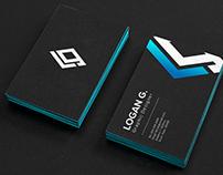 Logan Galloway Rebrand