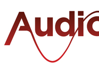 Audiowall - Logo design