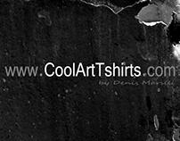 VIDEO Cool Conceptual Art T-Shirt Designs