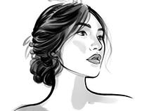 Black & White Portraits 1
