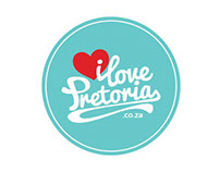 I Love Pretoria Blog - Logo Design