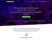 FissionStrategy.com Website Redesign & Development