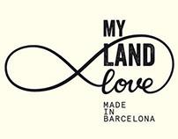 Talking diseña la identidad para MY LAND LOVE