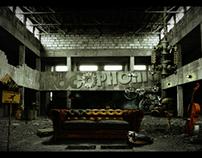 Crocophonics - Web Design of my Band