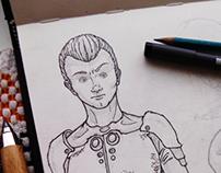 Sketches 2015 Pt. 2