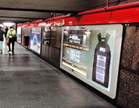 ADV | HSL Solar Backpack | Milan Subway