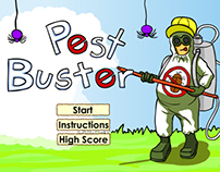Game Design - Pest Buster!