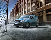 Mercedes-Benz commercial vehicles