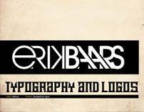 Typography & Logos