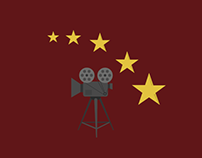 Uma noite em Hollywood | Cartaz