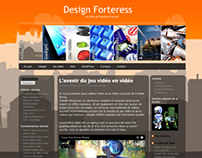 Blog - Wordpress (school project/projet scolaire)