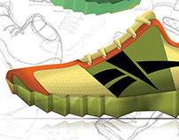 Reebok Trail Running Shoe