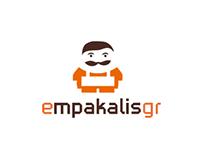 empakalis.gr | Logo