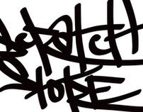 Scratch store logo
