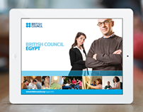 "Britich Council Egypt ""interactive"""