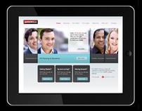 Goodwille – website design