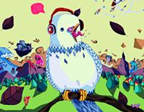 Bird (KUSSS!)