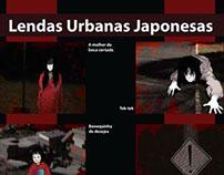 Lendas Urbanas Japonesas